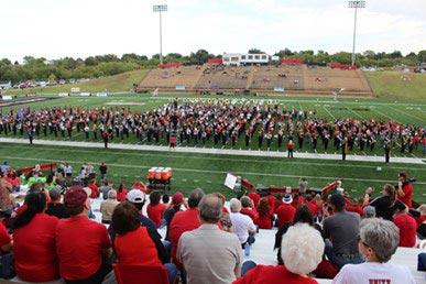 Northwestern Oklahoma State University >> Traditions Northwestern Oklahoma State University
