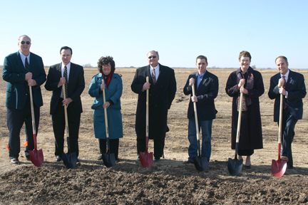 Wisdom Agriculture Education Center Groundbreaking