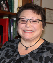 Dr. Sheila Brintnall, Professor of Mathematics