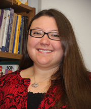 Dr. Mary Riegel, Assistant Professor of Mathematics