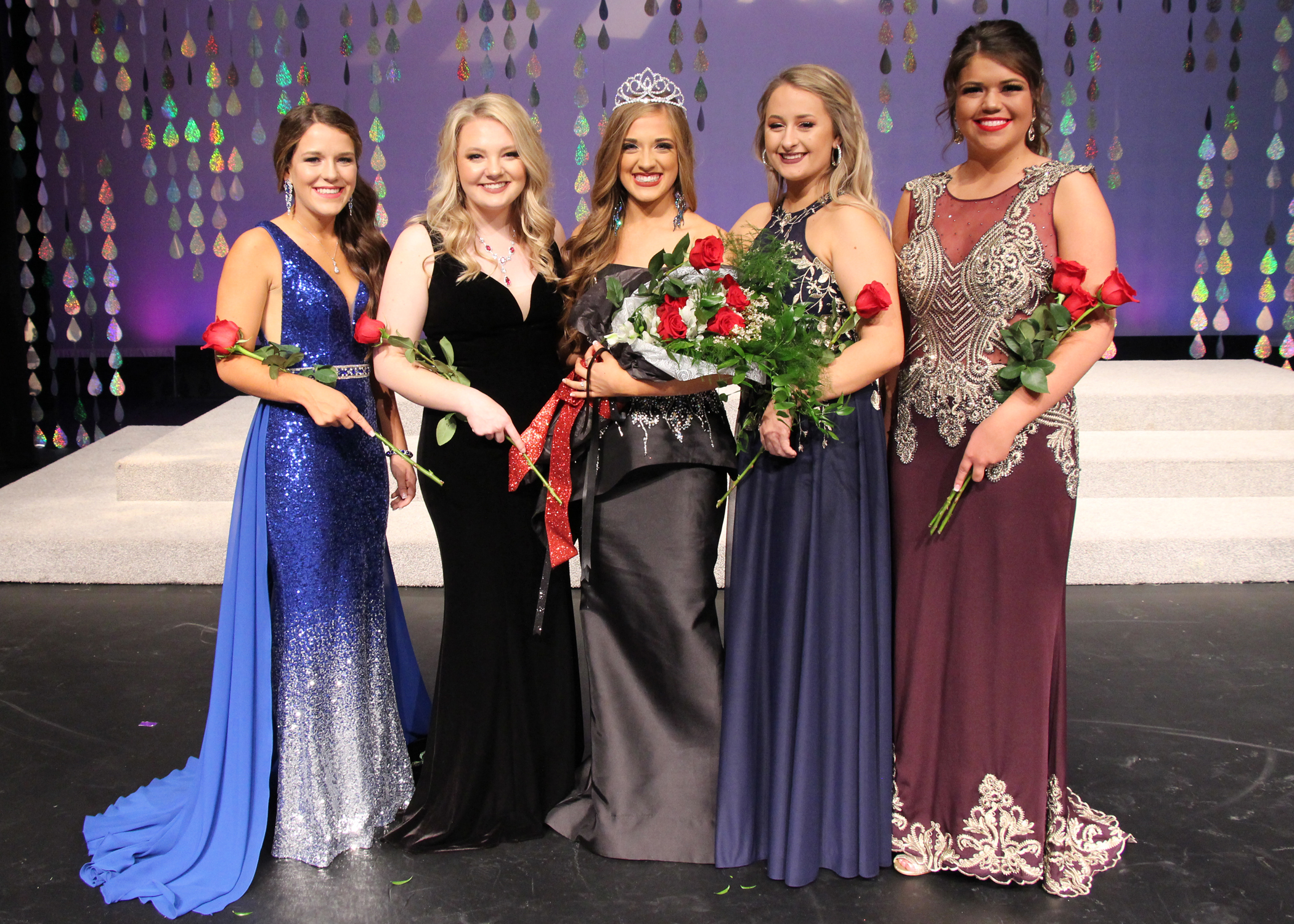 Miss Cinderella 2018 Runners-Up