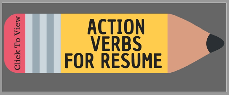 Action Verbs For Resume