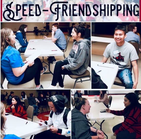 Speed Friend-shipping Event