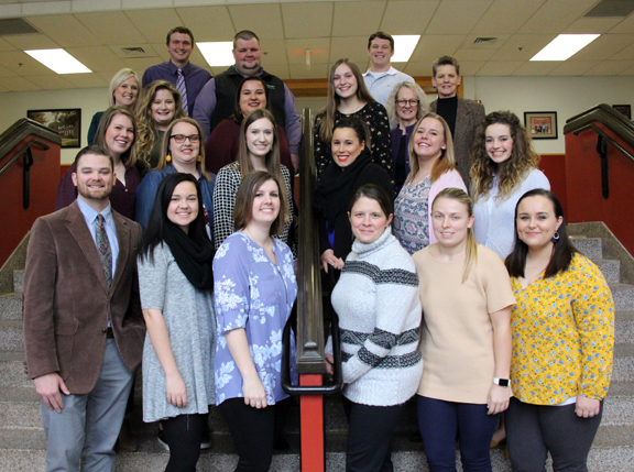 19 Northwestern student teachers begin assignments in area schools