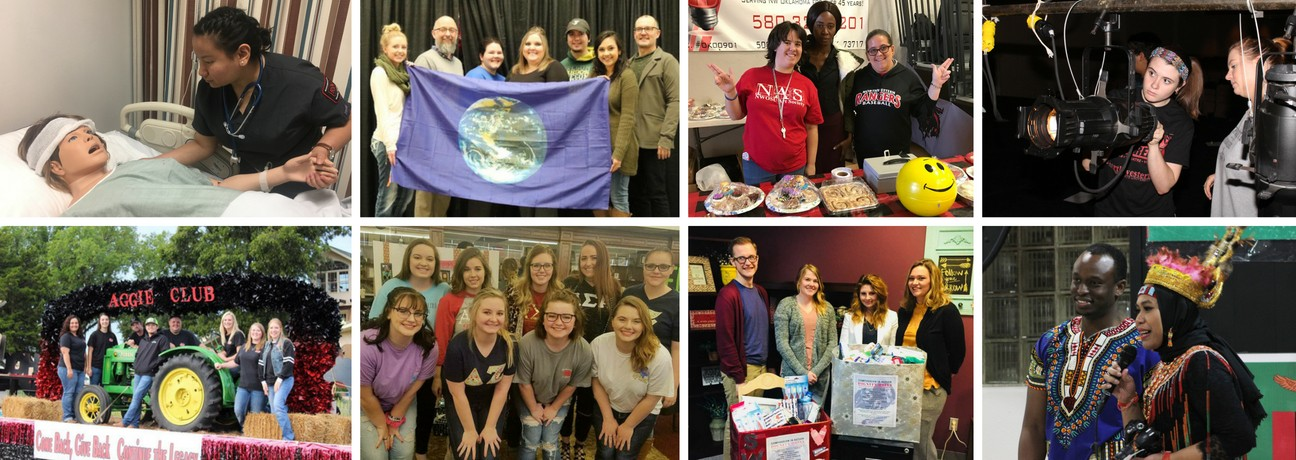 Clubs and Organizations | Northwestern Oklahoma State University