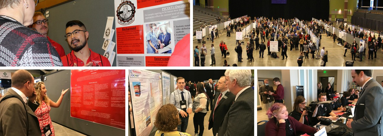 Oklahoma Research Day header