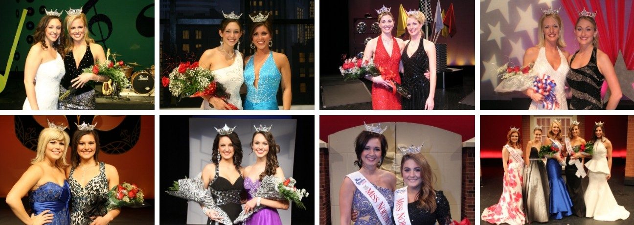 Miss NW & Miss NW OT Past Winners