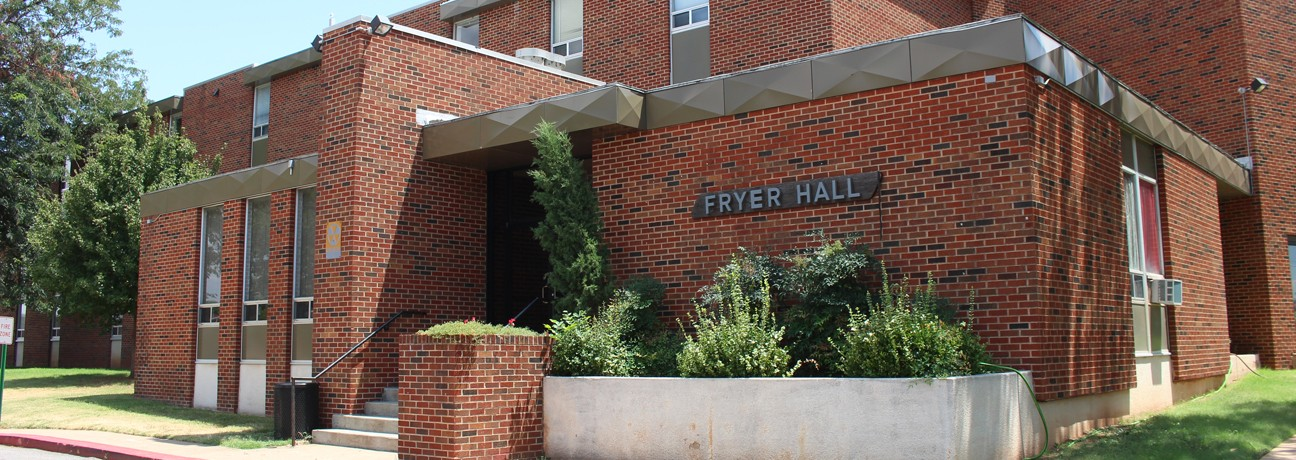 Fryer Hall - Housing for Women