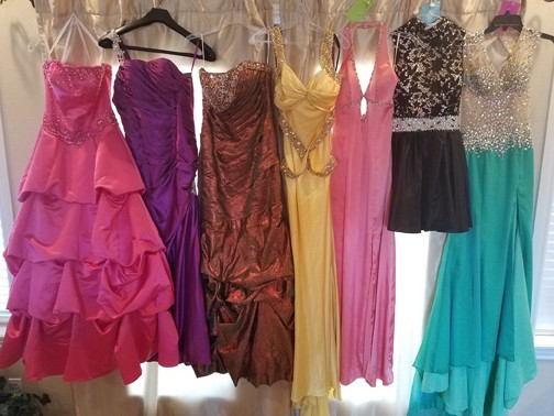 Primp For Prom Event Set For March 8 9 In Woodward Donations Still