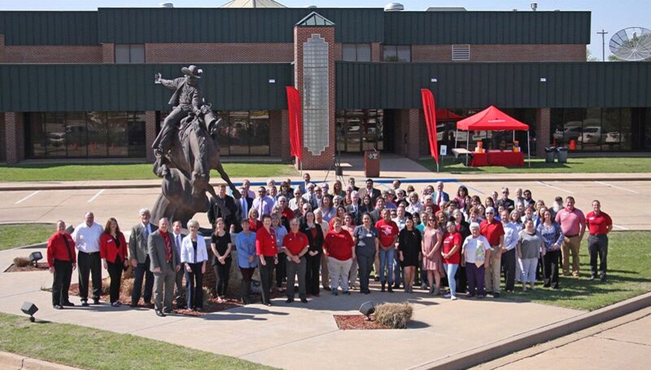 Enid Campus Celebrated 20 Years!