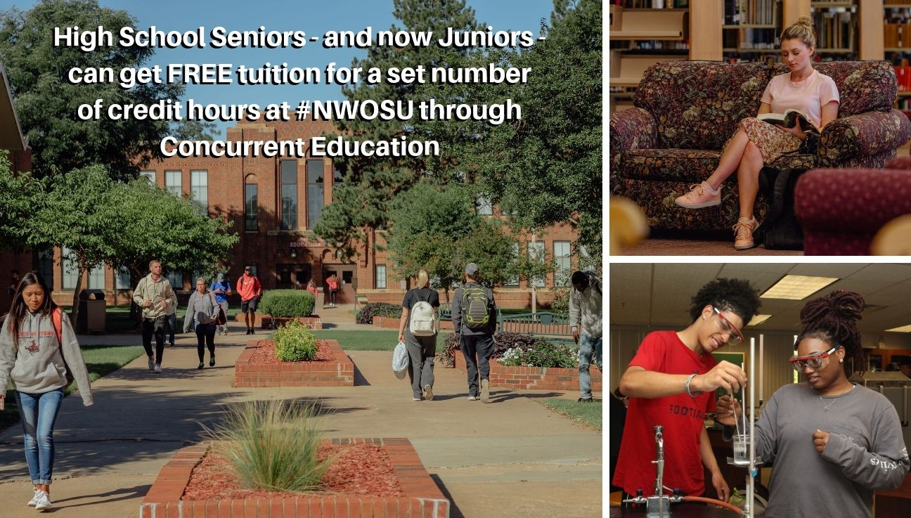 Concurrent Education at NWOSU