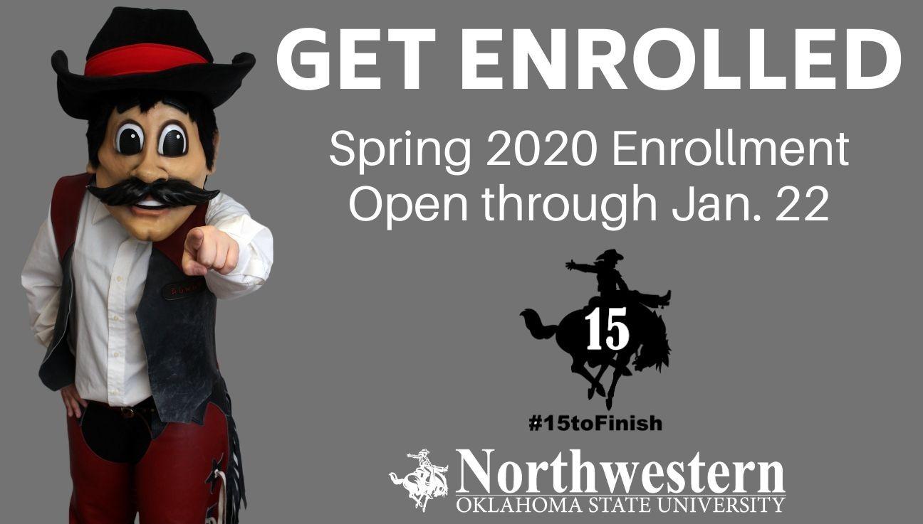 Okstate Final Exam Schedule Spring 2020.Homepage Northwestern Oklahoma State University