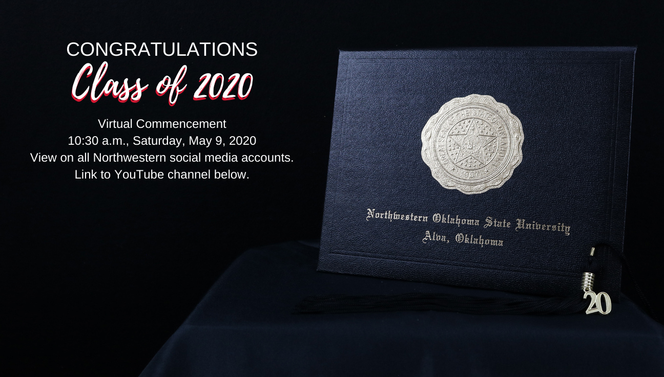 2020 NWOSU Virtual Commencement